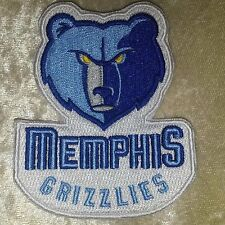 Memphis Grizzlies NBA  Iron On Embroidered Patch~USA Seller~FREE Ship