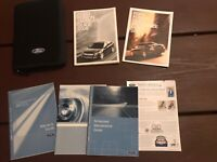 2006 Ford Fusion Owners Manual With Case OEM Free Shipping