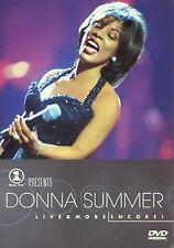 Donna Summer - Live & More Encore von Simon, Michael A. | DVD | Zustand gut
