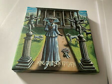 Epitaph: Volumes 1 & 2 by King Crimson 2 CD 633367960726 DGM9607 MINT