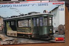 NEW Miniart (38030): Cargo Tramway au 1/35