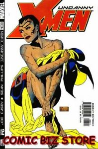 UNCANNY X-MEN #408 (2002) 1ST PRINTING BAGGED & BOARDED MARVEL COMICS