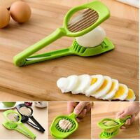 Kitchen Egg Slicer Chopper Tomato Mushroom Cutter Multifunction Fruit salad