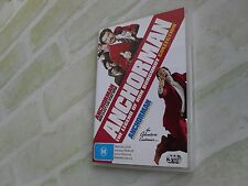 ANCHORMAN - COLLECTION - REGION 4 PAL - 3 DISC DVD