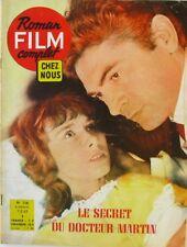 Roman Film Complet n°116 - 1963 avec Ginette Mathieu - Sophia Dantes - Yvon Lec