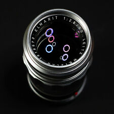Pristine Leica Leitz 90mm f2.8 Elmarit near mint, beautiful glass