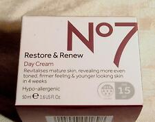 Boots No. 7 Face Anti-Ageing Day Creams