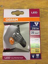 Osram Lámpara LED Superestrella Gu 5.3 5 W = 20 W