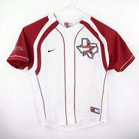 CRAIG BIGGIO Houston Astros Nike Team Throwback Home Baseball Jersey Size Medium