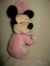 New listing Disney Parks My First Minnie Mouse Plush Musical Baby Crib Toy Soft Plush