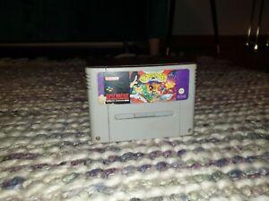 Battletoads Super Nintendo SNES Cartridge PAL