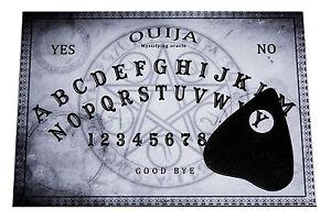 Ouija Spirit talking board. Adult party games spirit toys. origin of evil