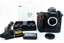 [Near Mint] Nikon D3 12.1MP Digital SLR Camera Body Low Shutter From Japan