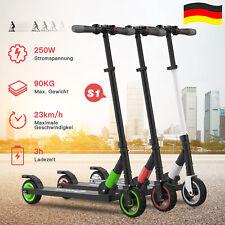 ElektroRoller Einstellbare Klappbar 6 Zoll Elektro Scooter Für Kinder E-Scooter