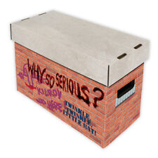 BCW SHORT COMIC BOX - ART - BRICK