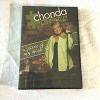 Chonda Pierce - A Piece of My Mind (DVD, 2006) BRAND NEW FACTORY SEALED