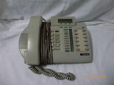 Nortel Commander Telephone M7310N Keystation Dolphin Grey A0820516 Used Works