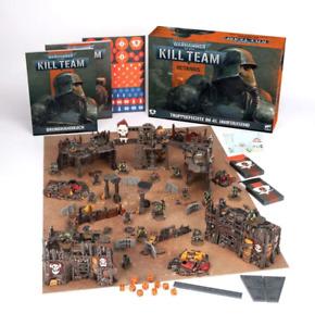 Warhammer 40.000 Kill Team: Octarius Box Deutsch Neu & OVP