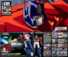 Transformers Takara Masterpiece MP-44 Optimus Prime Ver 3 / Convoy Brand new