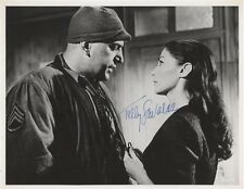 Telly Savalas SIGNED AUTOGRAPH Battle Of The Bulge UACC RD AFTAL