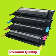 4PK Toner Cartridge CLT-407S for Samsung CLP-320,CLP-325,CLX-3180,CLX-3185