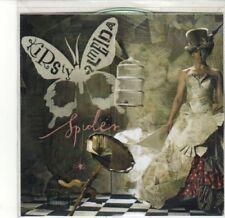 (CA602) Kirsty Almeida, Spider - 2010 DJ CD