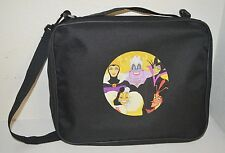 TRADING PIN BAG FOR DISNEY PINS VILLAINS GROUP URSULA CRUELLA MALEFICENT BOOK