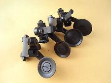 JUKI DDL-5550 , DDL-8300, DDL-8700  ROLLER FOOT SET OF 4 SIZES