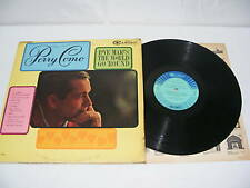Perry Como Love Makes The World Go Round Mono Record