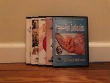 Pressure Points (5) Dvd Set nerve strikes dim mak kyusho jitsu self defense