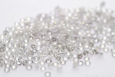 .50ctw 1/2ctw Wholesale Lot of 1.75-1.70mm .02ct ea Loose Round Diamonds