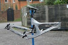 Intense M9 FRO - Large - Downhill Mountain Bike Frame & Vivid R2C - Rebuilt!