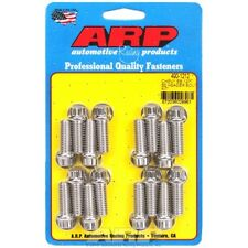 ARP Bolts 400-1212 Big Block Chevy Stainless Steel 12pt header bolt kit