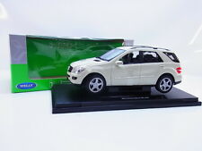 58038 | Welly 18006W Mercedes Benz ML350 W164 Modellauto 2005-2011 1:18 NEU OVP
