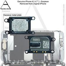 """Iphone 8 4.7"""" Frontal Top Altavoz Auricular Original Pieza de Repuesto"""