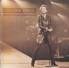 Celine Dion CD Live A Paris - Europe (EX+/EX+)