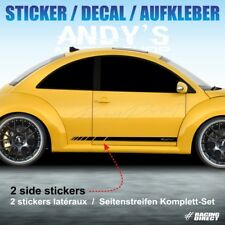 987 sticker RACING STRIPE VW NEW BEETLE aufkleber decal adesivi pegatina