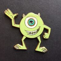 WDW - Monsters Inc - Mike w/ Spinning Eye Disney Pin 8090