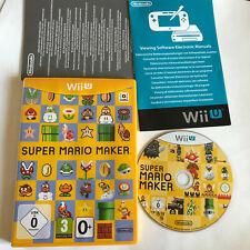 Super Mario Maker / Nintendo Wii U