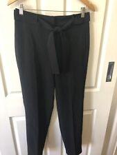 Portmans Black Tapered Leg Pant Size 10 Brand New