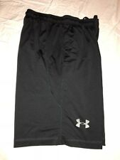 Under Armour Black Lacrosse Shorts Men's Small EUC