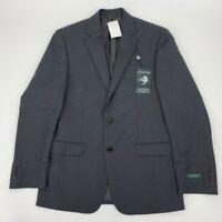 NEW Ralph Lauren suit separate mens jacket blazer Sz 38R Wool gray z 518