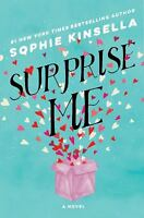 Surprise Me : A Novel  (ExLib) by Sophie Kinsella