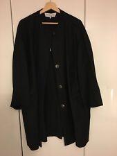 Gerard Darel Coat / Black /new/ sz 42 uk 10 12 14