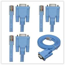NEW !! 6ft Cisco Console Cable RJ45 to DB9 Cable Switch Router mtlc