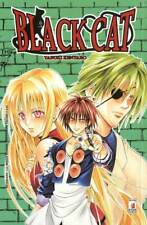 manga STAR COMICS BLACK CAT numero 6