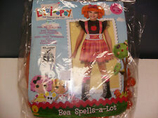 LALALOOPSY BEA SPELLS-A-LOT TODDLER HALLOWEEN COSTUME AGES 1-2