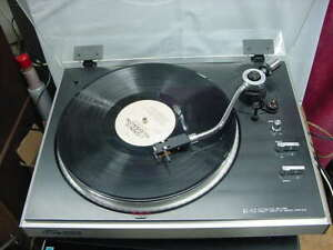 VTG JVC QL-A2 Direct Drive Turntable Record Player Manual Stylus Tested VG!