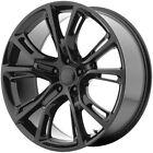 Replica 137gb Jeep Srt8 20x10 5x5 50mm Gloss Black Wheel Rim 20 Inch