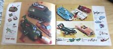 39 PAGE COLOUR DINKY TOY CATALOGUE 1973 No 9 UFO THUNDERBIRDS CAPTAIN SCARLET
